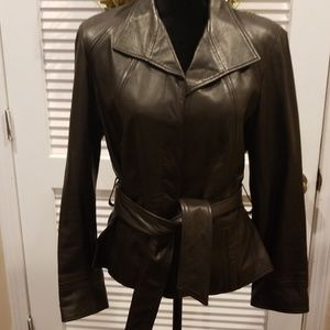 🌹🌹Jones New York Leather Jacket 🌹🌹